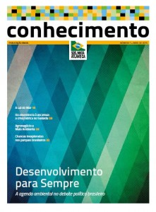 Revista Conhecimento 1 Capa