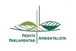 logomarca frente parlamentar ambientalista