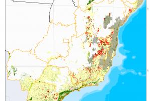 BRASIL_area_mapeada_2012_COM_REMA_A4_150dpi_SOS_Mata_Atlantica_Inpe