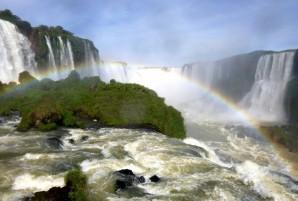 Parque Nacional do Iguaçu. Foto: Anaéli Bastos