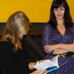 Autora de O Azul da Mata Atlântica e leitora