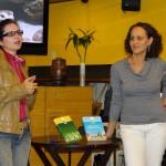 Autoras - a jornalista Maura Campanili e a bióloga Erika Guimarães