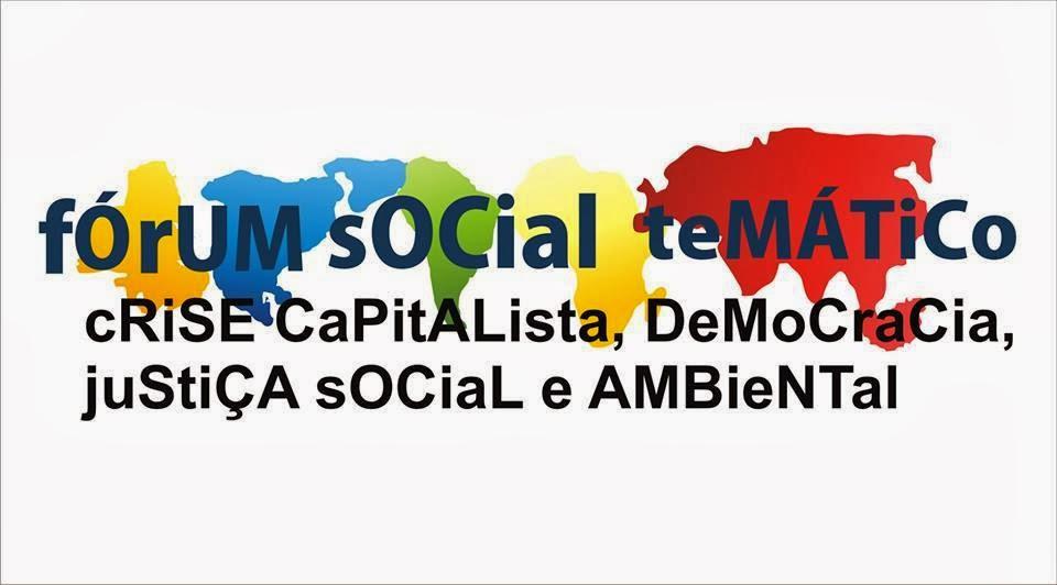 forum social tematico - dialogos