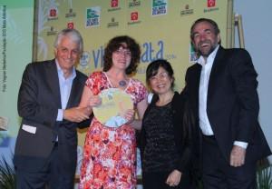 Pedro Passos, Andrea Dantas, Marcia Hirota e Mario Mantovani.