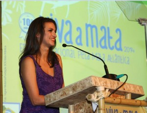 Renata Cafardo, Mestre de Cerimônias voluntária
