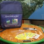 Kit de monitoramento e análise da água