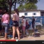 Vídeo da Oficina de Grafite