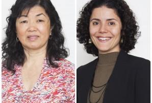 Marcia Hirota e Aretha Medina Artigo