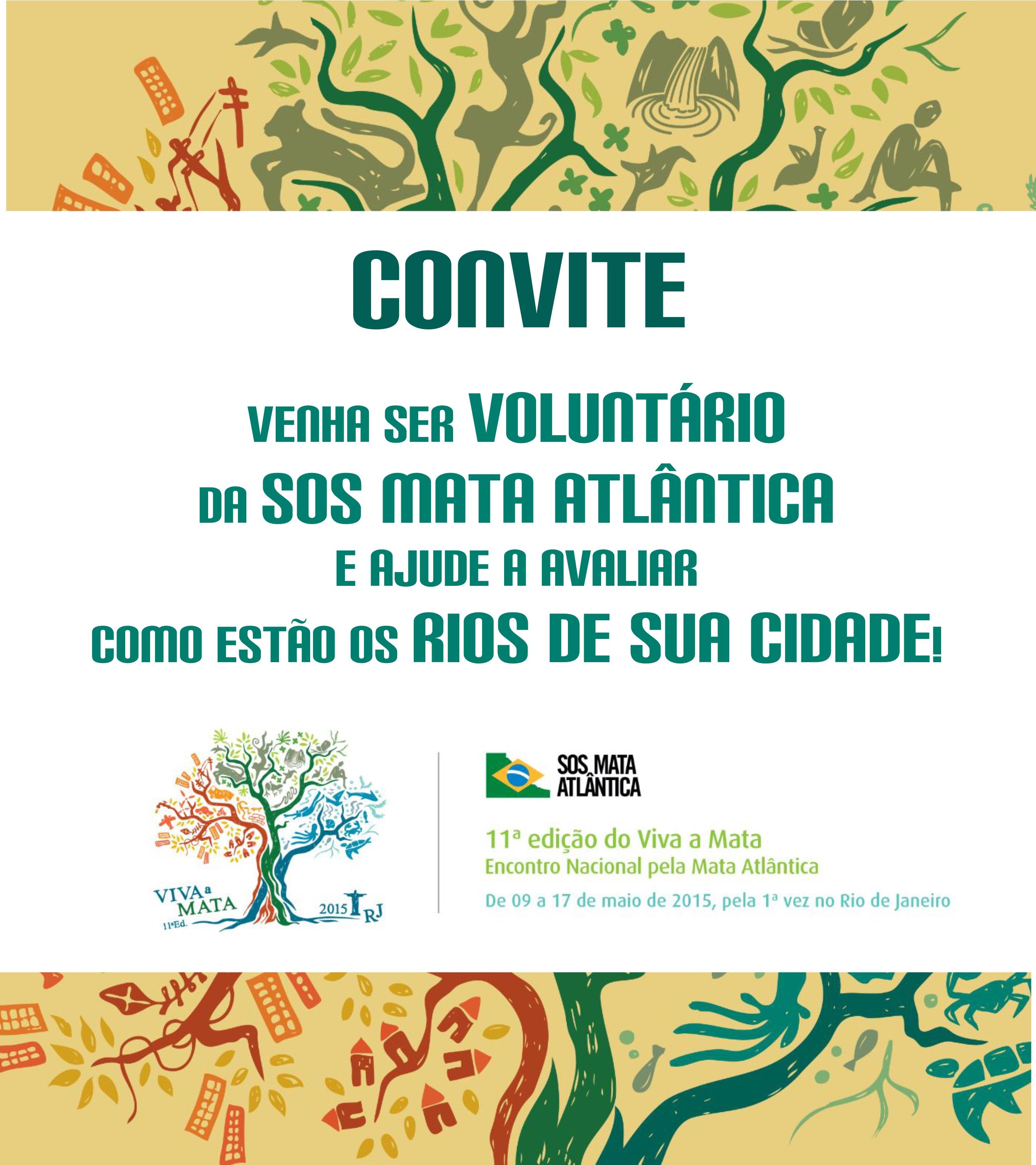 Ajude a Fundação a avaliar a qualidade da água no Rio de Janeiro