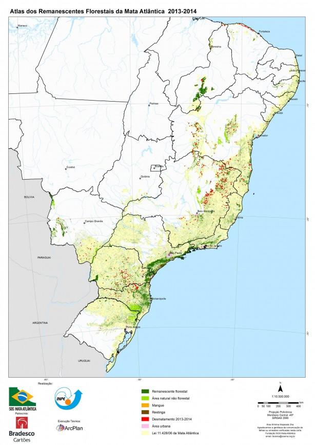 Atlas 2015 - mapa Brasil - baixa site