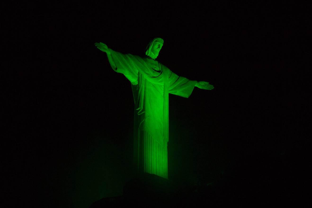 Cristo Verde - Marcos Hermes_SOS Mata Atlantica