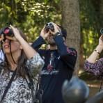 Observação de aves - Foto: Capim Filmes/SOS Mata Atlântica