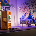 Painel Água - Foto: Capim Filmes/SOS Mata Atlântica