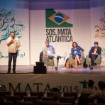 Painel Clima - Foto: Capim Filmes/SOS Mata Atlântica