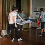 Auditório do Teatro Tom Jobim - Foto: Capim Filmes/SOS Mata Atlântica