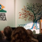 Ministra Izabella Teixeira -  Foto: Capim Filmes/SOS Mata Atlântica