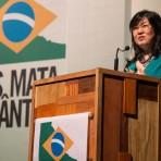 Marcia Hirota -   Foto: Capim Filmes/SOS Mata Atlântica