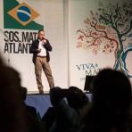 Palestra Mata Atlântica do RJ - Foto: Capim Filmes/SOS Mata Atlântica