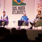 Painel Mar - Foto: Capim Filmes/SOS Mata Atlântica