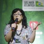 Marcia Hirota, Diretora Executiva da SOS Mata Atlântica. Foto: William Lucas-Inovafoto/SOS Mata Atlântica
