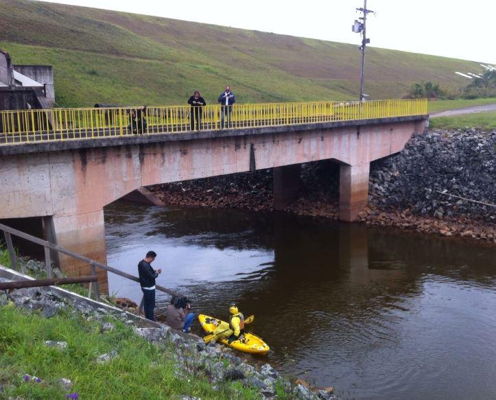 Começa a expedição para avaliação da água do Rio Tietê