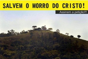 Salvem O Morro do Cristo
