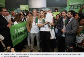 valesca popozuda greenpeace