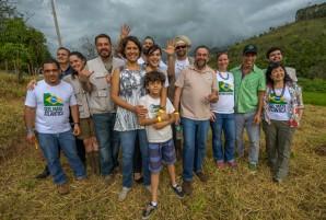 Da Pé - Evento e Plantio - Foto Marcos Amend