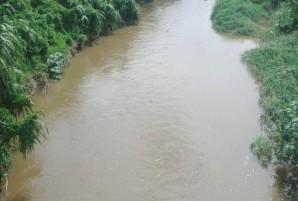 Raquel (4) rio água