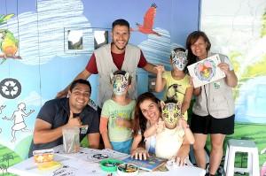 projeto itinerante 2015 educação ambiental