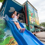 Caminhao projeto itinerante Viva a Mata 2016 3