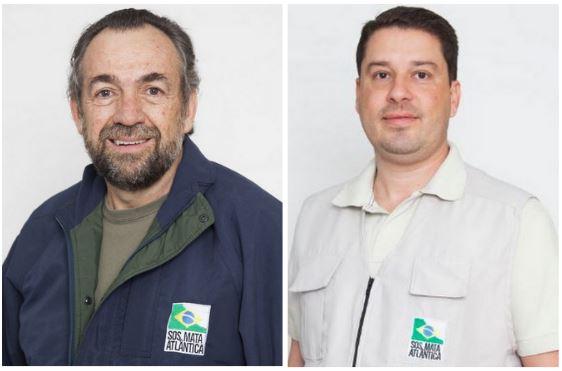 Mario Mantovani e Rafael Bitante Fernandes
