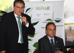 Ratifica Ja Sarney Filho Ministro