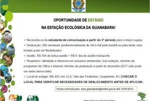 DivulgacaoEstagioESECGuanabara2016