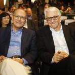 Governador Geraldo Alckmin e Pedro Passos. Foto: William Lucas/Inovafoto/SOS Mata Atlântica.