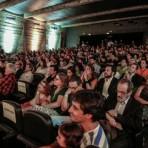 Plateia no auditório.  Foto: William Lucas/Inovafoto/SOS Mata Atlântica.