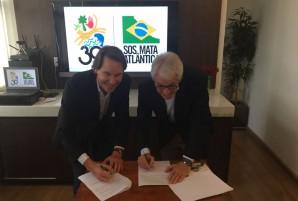 Pedro Passos e Ricardo Soavinski icmbio