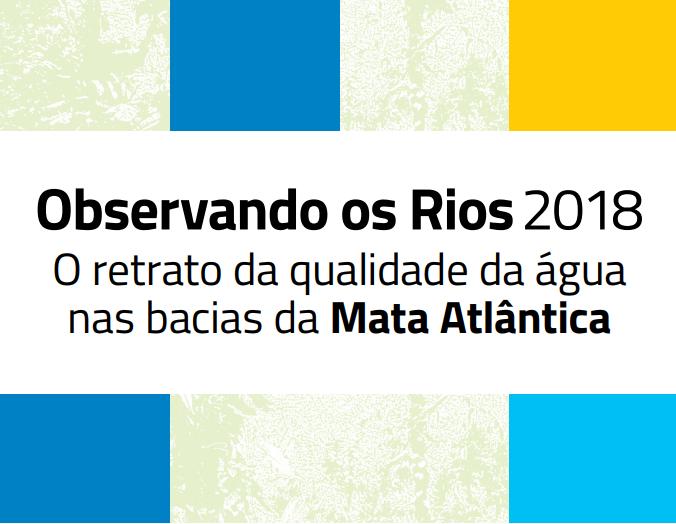 Observando os Rios 2018