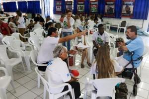 Roda de Conversa Crédito: Ana Patrícia/ Inovafoto/ SOS Mata Atlântica