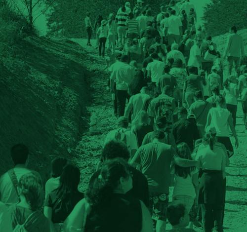 4.000.000 Pessoas mobilizadas em eventos, protestos e ações de educação ambiental